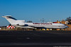 January 19 - A familiar sight from Republic Airport, a Kalitta Boeing 727 visits Charlotte.
