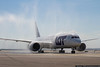 June 1 - First ever flight of a Boeing 787 into Kennedy Airport by LOT Polish Airlines receives a water cannon salute from Port Authority PD crash trucks.