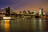 November 30 - New York at sunset