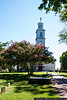 """September 14 - """"Give me liberty or give me death.""""  St. John's Church in Richmond, VA, site of Patrick Henry's famous speech."""