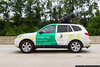 May 18 - The Google Maps Street View car on I-85 in the Raleigh-Durham area.  Unfortunately, the cameras look to be covered...