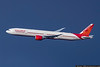 November 29 - Air India 777 departs Kennedy Airport