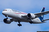 November 3 - Before heading back to Charlotte, just enough time to catch the new AeroMexico Boeing 787.