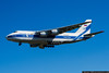 October 20 - Massive Antonov An-124 arrives at Charlotte, carrying a new tail section for a US Airways A321.