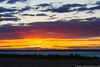 September 3 - Sunset over Bayville.
