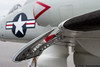 October 12 - A-4 Skyhawk at the Hickory Aviation Museum.