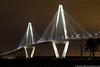 October 22 - Arthur Ravenel Bridge in Charleston, SC.