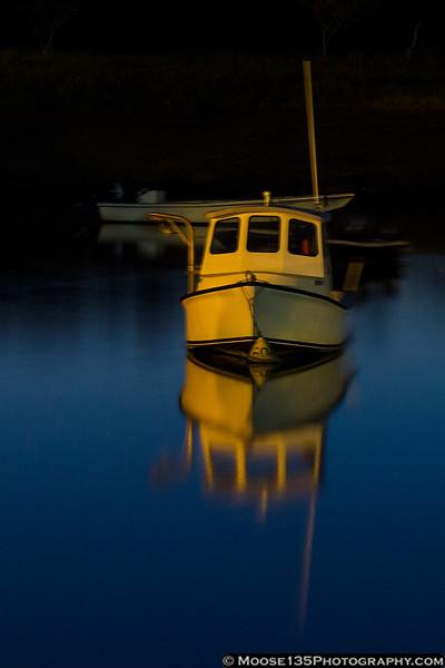 September 6 - A little after-hours shooting at Cold Spring Harbor with a couple of old friends.