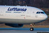 March 23 - The daily flight to Munich prepares to depart.