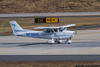 "January 27 - <i>""Caution wake turbulence behind the departing Cessna...""</i>  Some of the ""heavy metal"" seen at Charlotte/Douglas Airport."