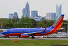 April 14 - New kid on the block...Southwest Airlines begins daily service out of Charlotte.