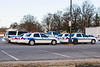 February 9 - Kannapolis, NC Police - I wonder how many times these guys pulled over Dale Earnhardt back in the day?
