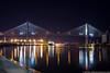 January 19 - Talmadge Memorial Bridge in Savannah, GA.