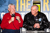 February 1 - NASCAR Legends Bobby Allison and Ned Jarrett at the NASCAR Hall of Fame.