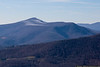 November 15 - The view from Mount Jefferson - yes, that's snow...