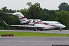 July 27 - There's no missing Jamie McMurray's Citation X