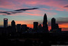 July 10 - Sunset in Charlotte