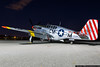 October 16 - The Collins Foundations visiting the Hickory Aviation Museum, with a P-51, B-17, and B-24.