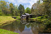 May 8 - Mabry Mill on the Blue Ridge Parkway.  No deer - or Durangos - were harmed in the making of this image...