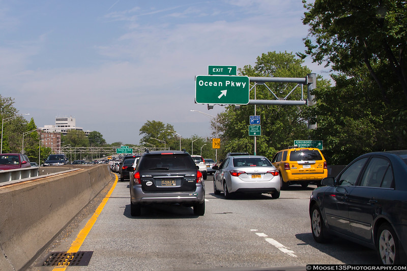 May  19 - Welcome to New York...no, I don't miss the Belt Parkway.