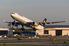 April 1 - Lufthansa A330 departs Charlotte for Munich.