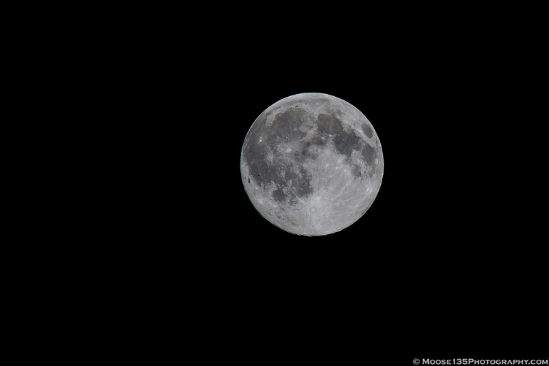 July 30 - Blue Moon over the Poconos