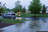 April 19 - Rain, thunderstorms, tornado watches, it was one of those days - I think I saw animals lined up two by two...