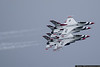 May 22 - US Air Force Thunderbirds perform at Jones Beach.