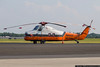 June 25 - An old workhorse visits CLT - a Sikorsky S-58JT helicopter, built in 1958, and used by Midwest Helicopters for heavy lift services.