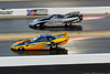 April 28 - Jet-powered dragsters at the NHRA 4-Wide Nationals at zMax Speedway.
