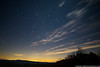 February 4 - Seeing stars at the Brown Mountain Overlook