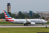 April 29 - American Airlines 737 departs Charlotte.