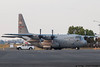 March 24 - C-130H of the Ohio Air National Guard visits Charlotte