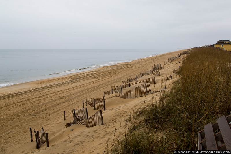 January 1 - Back to the beach for New Year's Day...this time in Nags Head.