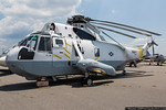 July 22 - One of the recent additions to the Hickory Aviation Museum, a Sikorsky SH-3H Sea King.