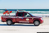 January 30 - Daytona Beach Lifeguard on patrol.