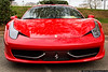 April 6 - Ferrari 458 Italia at the VIR promotional event at Hickory Tavern.