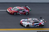 January 26 - Final practice session for the Rolex 24.