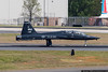 April 14 - T-38A Talon from Whiteman AFB departs Charlotte.