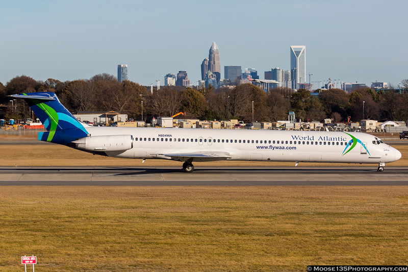 January 23 - A rare visitor dropped in to Charlotte today.