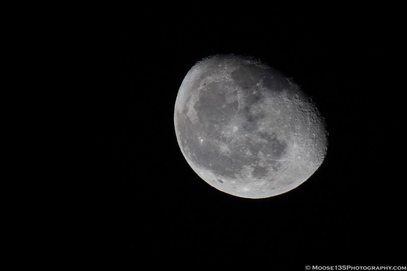 October 17 - Big Ole Moon