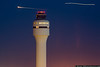 June 21 - New airport tower will soon be open at Charlotte.