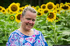 July 6 - A visit to Draper Wildlife Management Area to see some sunflowers.