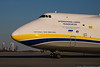 January 31 - Antonov An-124 dropped in to CLT late last night.