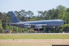 April 27 - KC-135 lands at Seymour Johnson AFB during the Wings Over Wayne air show.