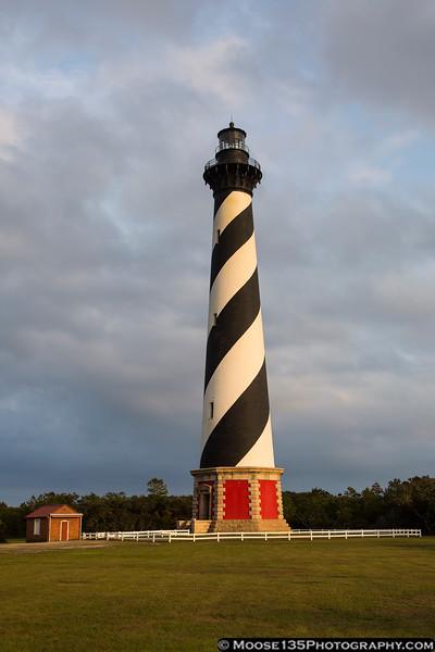 September 27 - Cape Hatteras Light House