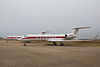 December 22 - A pair of Honeywell Aerospace Gulfstreams drop in to CLT for a visit.