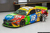 November 19 - Race winning, and Cup Championship winning car of Kyle Busch at Joe Gibbs Racing.