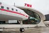 December 9 - Just like the old days at the TWA Hotel at Kennedy Airport.