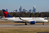 February 1 - Delta has been operating test flights of their new Airbus A220 / Bombardier CS100 into Charlotte over the past couple of weeks.